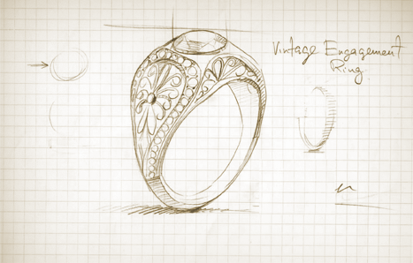 Custom Design A Ring JamesAllencom