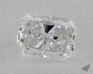 Radiant 0.74, color D, VVS1  Very Good diamond