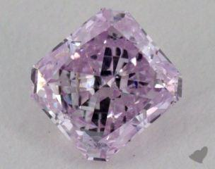 radiant0.41 Carat PURPLE
