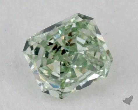 Radiant 0.10, color GN, CO  Fair diamond