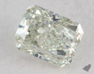 Radiant 1.49, color GN, CO  Fair diamond