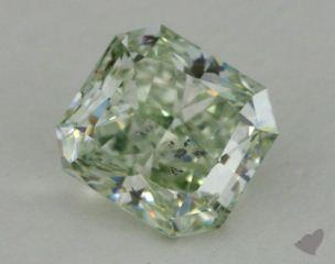 Radiant 2.31, color GN, CO  Fair diamond