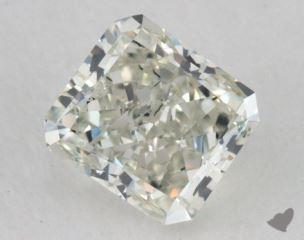 Radiant 0.77, color GN, CO  Fair diamond