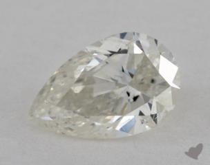 pear0.71 Carat JI1