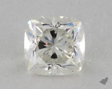 Cushion 0.51, color G, SI1  Ideal diamond