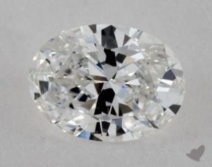 Oval 0.82, color E, VVS2  Very Good diamond