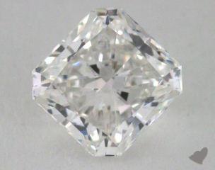 Radiant 2.02, color E, VS1  Very Good diamond