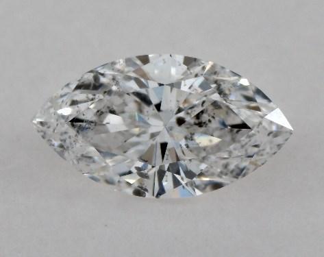 Marquise 0.26, color E, SI2  Very Good diamond