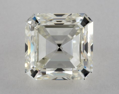 Asscher 0.95, color I, VS2  Very Good diamond
