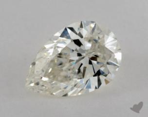 pear0.74 Carat KSI1