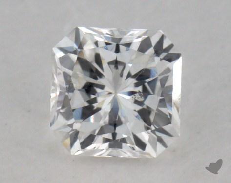 Radiant 0.47, color F, SI1  Good diamond