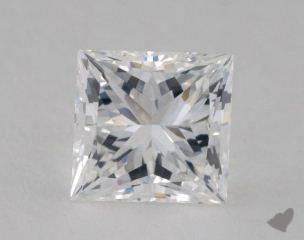 Princess 2.71, color E, VS1  Very Good diamond