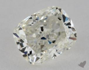 Cushion 1.03, color I, VVS1  Very Good diamond
