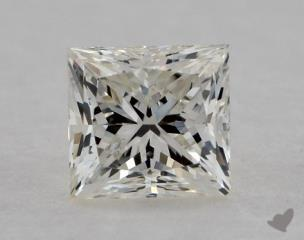 1.15 Carat E-VVS1 Princess Cut Diamond