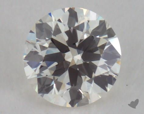 <b>0.30</b> Carat K-VS1 Very Good Cut Round Diamond