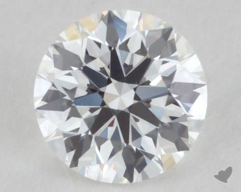 <b>0.31</b> Carat E-SI1 Excellent Cut Round Diamond