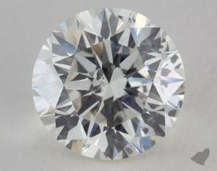 Round 3.41, color I, I1  Very Good diamond