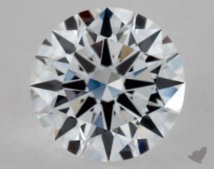 Round 0.91, color D, IF  Excellent diamond