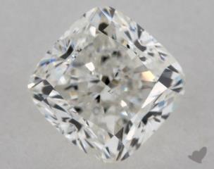 Cushion 0.73, color G, VS1  Very Good diamond