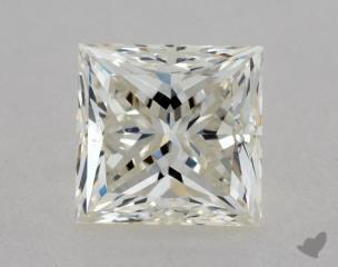 Princess 0.71, color J, VVS1  Very Good diamond