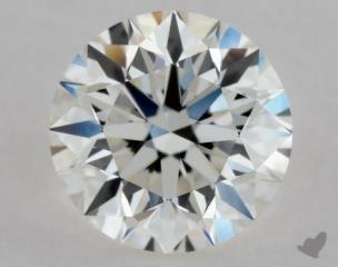 Round 0.71, color H, IF  Excellent diamond