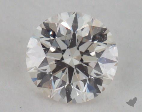 <b>0.31</b> Carat H-VS1 Excellent Cut Round Diamond