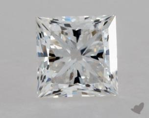 Princess 0.71, color E, VS2  Very Good diamond
