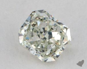 Radiant 0.32, color GN, CO  Fair diamond