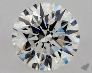 Round 0.73, color I, VVS1  Excellent diamond