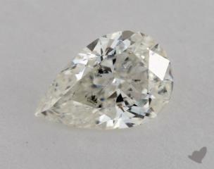 pear0.73 Carat JI1