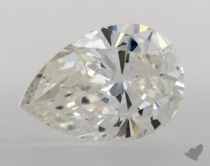 pear0.75 Carat JI1