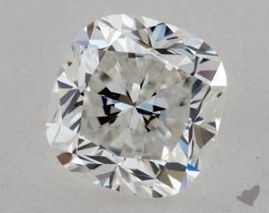 Cushion 0.80, color G, VS2  Ideal diamond