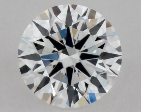 Round 0.23, color D, VS1  Excellent diamond