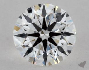 Round 0.80, color E, SI1  Excellent diamond