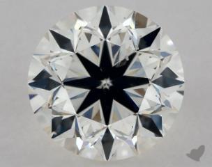 Round 0.93, color J, SI1  Very Good diamond