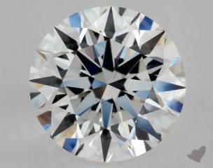 Round 0.92, color E, VS2  Excellent diamond