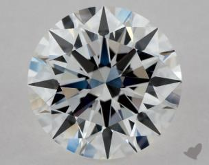 Round 1.06, color E, IF  Excellent diamond