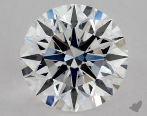 Round 0.71, color E, VS2  Excellent diamond