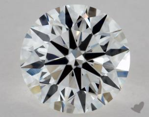Round 0.75, color D, VS1  Excellent diamond