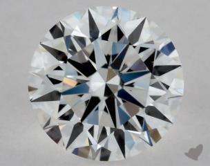 Round 0.46, color D, IF  Excellent diamond