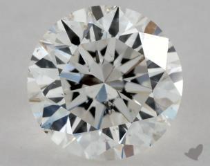 Round 0.72, color G, SI2  Very Good diamond