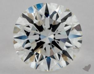 Round 0.81, color H, VVS1  Excellent diamond