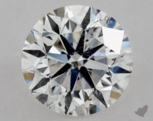 Round 0.90, color E, SI2  Very Good diamond