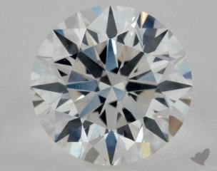 Round 0.71, color F, SI1  Excellent diamond