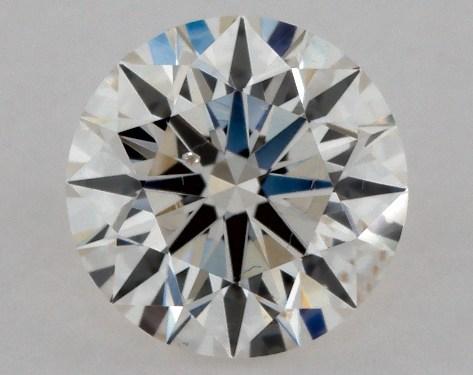 Round 0.31, color I, SI2  Excellent diamond