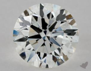 Round 0.71, color H, VVS1  Excellent diamond
