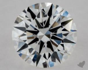 Round 0.80, color E, VS1  Excellent diamond