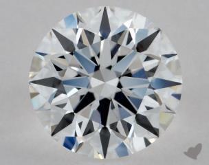 Round 0.73, color D, IF  Excellent diamond