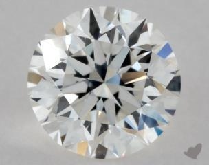 Round 0.50, color G, VS1  Excellent diamond