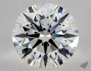 Round 2.06, color J, VS2  Excellent diamond